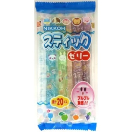 Japan Nikkoh Jelly Sticks