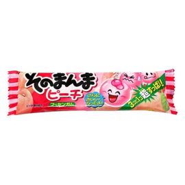 Sonomamma Bubble Gum - Peach (chewing gum roulette!)