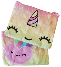 MostCutest.nl Unicorn/Rainbow coin purse