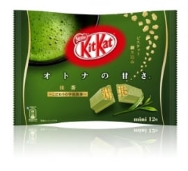 KitKat Matcha Green Tea - 12 mini packs