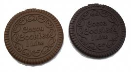 Mirror oreo - Milk or Pure chocolate