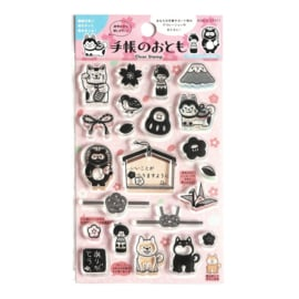 Clear stamps Japan Characters