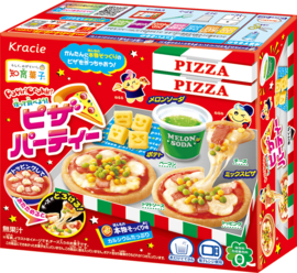 Popin Cookin Pizza Party