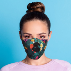 Süße Mund-Nasenmaske - Toecan