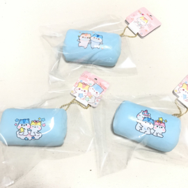 Squishy Poli Sponge Finger - Blue
