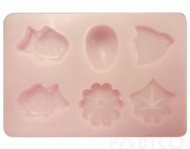 Padico mold - japanese sweets wagashi