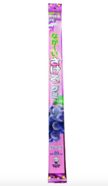 Japanese Sakeru Long Long Gummy Candy – Grape