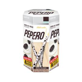 Pepero - White Chocolate Cookie Jumbo Pack