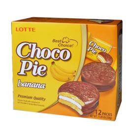 Choco Pie Mega Pack - Banana