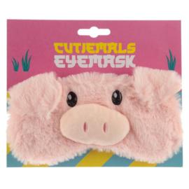 Schlafmaske Pig