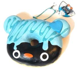 Squishy-Anhänger Yummiibear Donut - Mr. Flippii