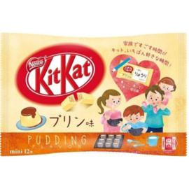 KitKat mini Pudding Flavour - 12 mini pcs