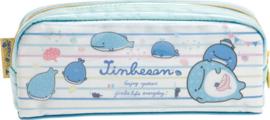 Pencil case San-X Jinbesan