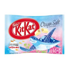 KitKat mini - Ocean Salt - 12 pcs