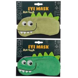 Sleep mask Dino