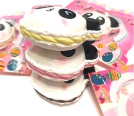 Squishy Vlampo Panda Macaron