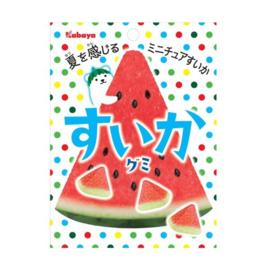 Kabaya Suika Watermelon Gummy