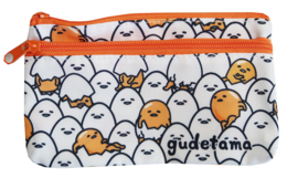 Zipper pouch / Pencil pouch Gudetama - Egg All Over
