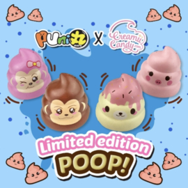 Squishy Puni Maru Crazy Poo Series 3 - pick one