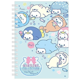Notebook San-X Mamegoma Happy Life