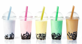 Tapioca Bubble Tea Pearls DIY - 5 min tapioca - Black boba pearls