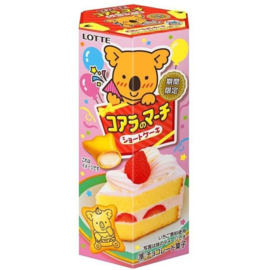 Koala no march Cookies - Strawberry Shortcake