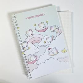 Bullet Journal A5 - Unikitties - Cutiesquad