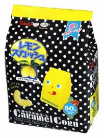 Caramel Corn - Lemon Squash