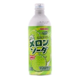 Japanese Melon Soda