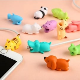 Kawaii Animals Cable Protector - pick one