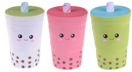 Squishy Kawaii Bubble Tea