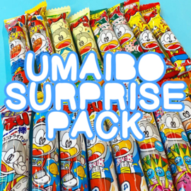 UMAIBO SURPRISE PACK 20 pieces