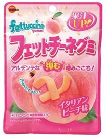 Fettuccine Gummy Italian Peach