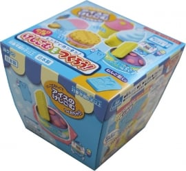 Kutsuwa DIY Eraser Kit Icecream