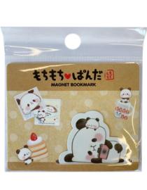 Magnetische boekenlegger Kamio Mochi Mochi Panda photo