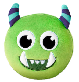 Releaxeazz Plushie Monster travel pillow with sleeping mask