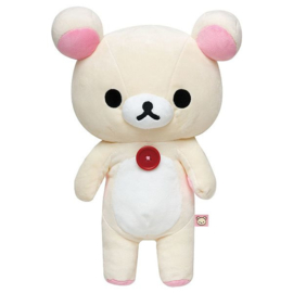 Classic Korilakkuma plush M (34cm) - Official San-X Plush