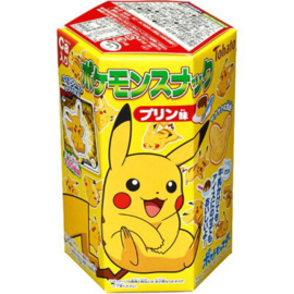 Pokémon Pudding Corn Snack