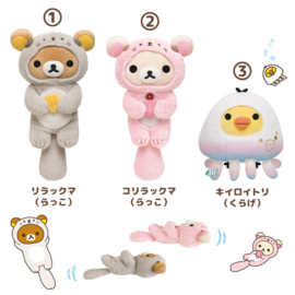 Rilakkuma Kiiroitori Sea Otter - Official San-X Plush