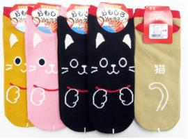 Kawaii socks - Maneki Neko Cat