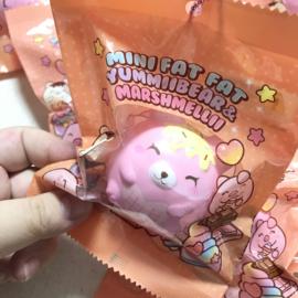 Squishy-Anhänger Mini Fat Fat Yummiibear