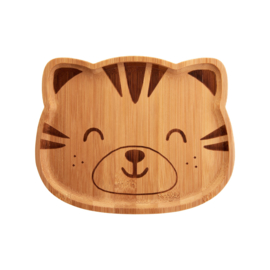 Bamboo Plate Tiger