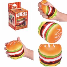 Squishy Vlampo Hamburger