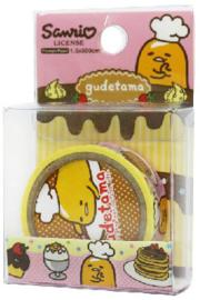 Gudetama Cake paper Klebeband