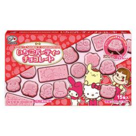 Peko X Sanrio Strawberry Party Chocolates