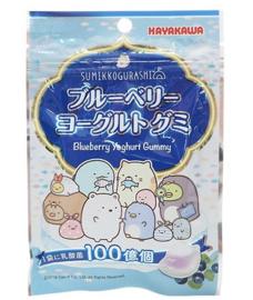 Sumikkogurashi Blueberry Yoghurt Gummy