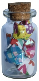 Mini lucky stars bottle