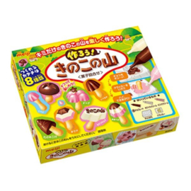 Meiji Kinoko no Yama DIY Candy kit