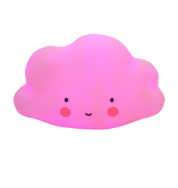 Mini Cloud Light - Roze
