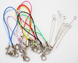DIY Charms set - 10 pcs